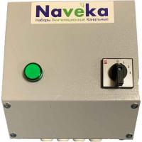 Блок управления трансформаторный ручной; 3 скорости; 2А; 220В