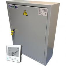 Блок управления NAVEKA-A/E12/Z-Standard-Приток с пультом ДУ