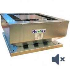 Вентилятор крышный шумоизолированый VRS321- 125 (0,05 кВт; 0,23А; 220В)