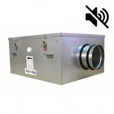 Вентилятор канальный круглый шумоизолированный VS-200 (мотор-колесо ebm-papst)