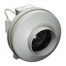 Вентилятор канальный круглый V-100 (пласт. корпус, мотор-колесо ebm-papst)