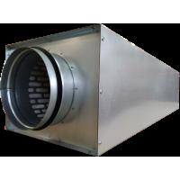 Шумоглушитель N 6-100 210х158 (компактный корпус)
