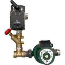 Узел регулирования температуры теплоносителя DN Light 15,  VA 35,  1.6 (без подводки)