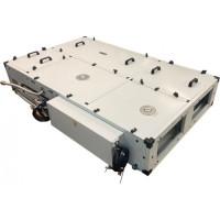 Установка вентиляционная приточно-вытяжная Node1-1600/RP,VEC,Z,W Compact (Aqua)