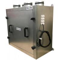 Установка вентиляционная приточно-вытяжная Node1-1600/RP,VAC,W Vertical