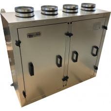 Установка вентиляционная приточно-вытяжная Node1- 800/RP,VAC,E4.5 Vertical
