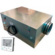 Установка вентиляционная приточная Node4- 200/E4.5 (400 м3/ч, 380 Па)