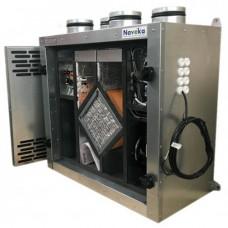 Установка вентиляционная приточно-вытяжная Node5- 125/RP-M,VAC,E0.37 Vertical (100 м3/ч, 280 Па)